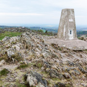 Beacon Hill in Leicestershire