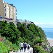 Tenby in Pembrokeshire