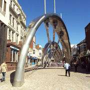 Blackpool Street Sculpture